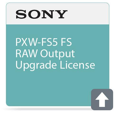 CBKZ-FS5RIF FS RAW Interface Upgrade License