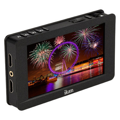 """DH5e 5"""" 4K Signal Support & Touch Screen HDMI On-Camera LCD Field Monitor"""