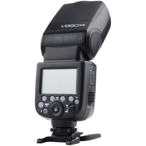 Camera Mounted Flash