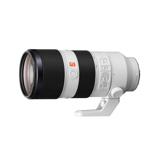 SEL FE 70-200mm f/2.8 GM OSS E-Mount Lens