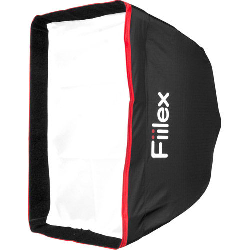Extra Small Softbox Kit for P-Series Lights Includes Baffle, Speedring, Grid, and Case