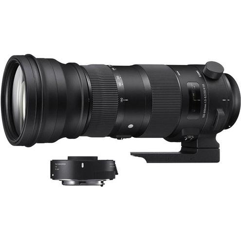 SPORT 150-600mm +Teleconverter TC-1401 Kit for Canon