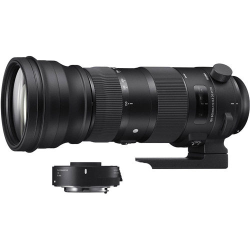 SPORT 150-600mm +Teleconverter TC-1401 Kit for Nikon