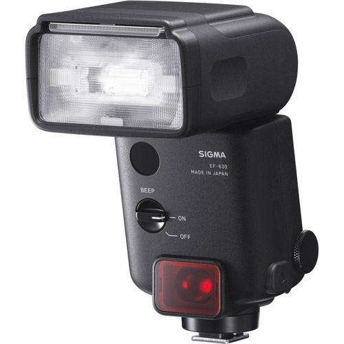 EF-630 Electronic Flash for Sigma
