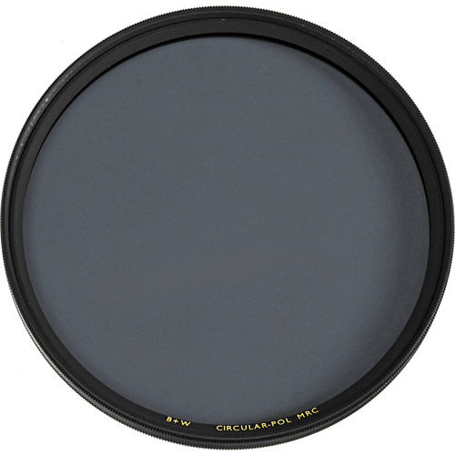 82mm Circular Polarizing Glass Screw In Filter