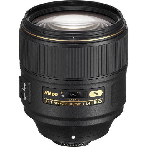 AF-S 105mm f/1.4 E ED
