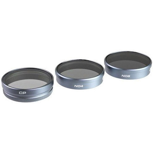 Filter 3-Pack (CP, ND4, ND8)