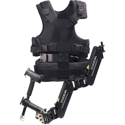 Steadimate System with A-15 Arm and SOLO Vest