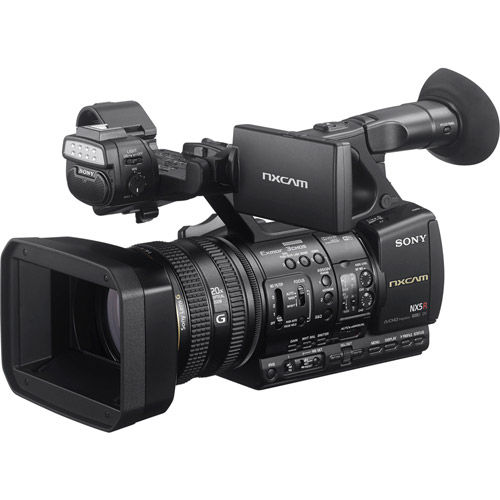 HXR-NX5R Multi-purpose Full HD Pro Camcorder