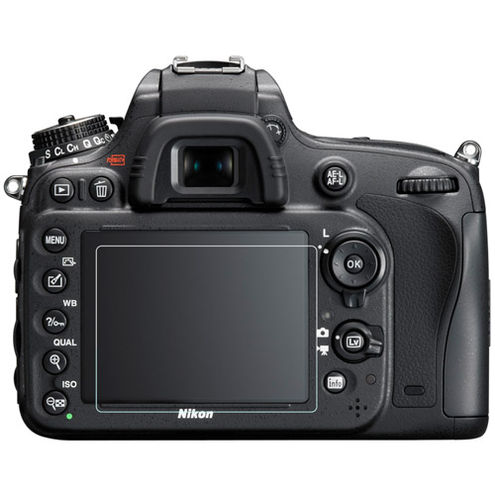 Glass Screen Protector for Nikon D750/D610/D600