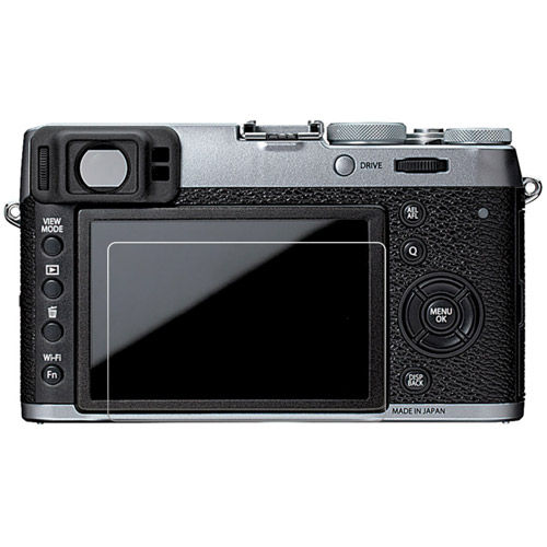 Glass Screen Protector for Fujifilm X-100T/X-100F