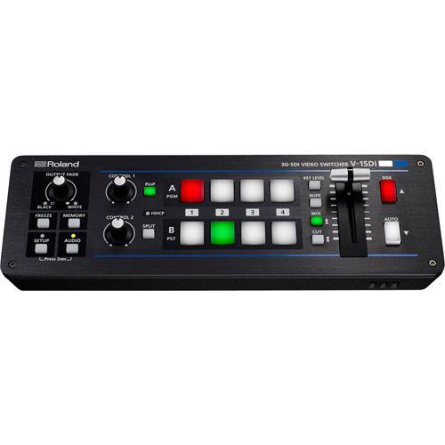 V-1SDI 3G-SDI Video Switcher - 4 channel SDI/HDMI