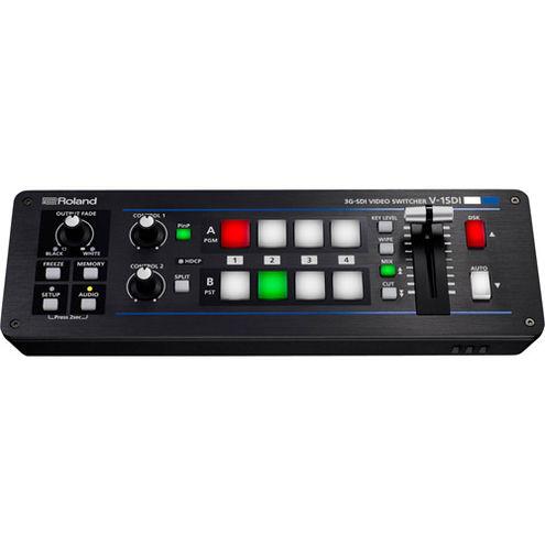 3G/HD-SDI Video Switcher