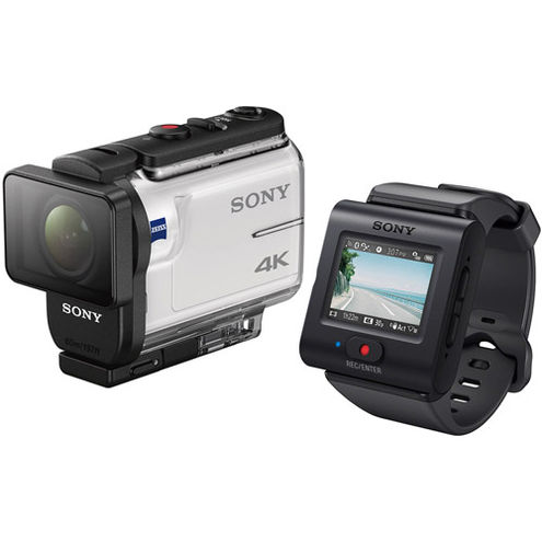 FDR-X3000R 4K Action Cam with LiveView Remote