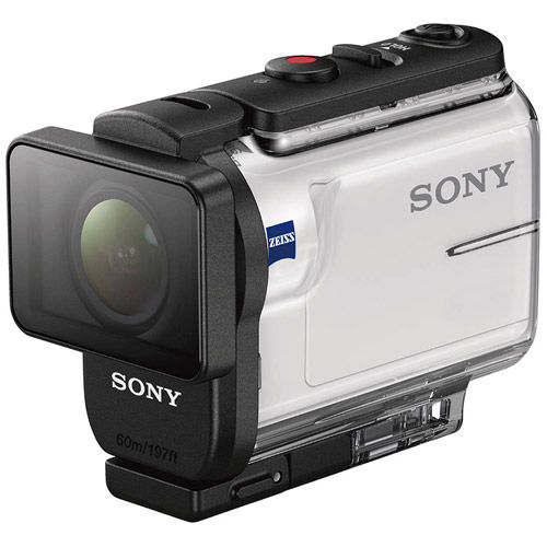 HDR-AS300 HD Action Cam with Balanced Optical SteadyShot