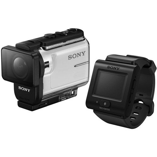 HDR-AS300R HD Action Cam with LiveView Remote