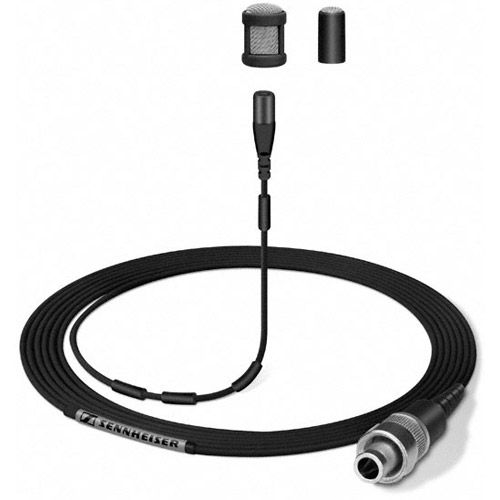 MKE 1-EW Microphone 20 Hz To 20 Khz - Wired 5.25 Ft - Omni-Directional Clip-On