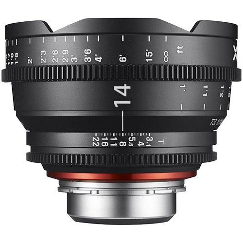 XEEN 14mm T3.1 Lens for Sony FE Mount