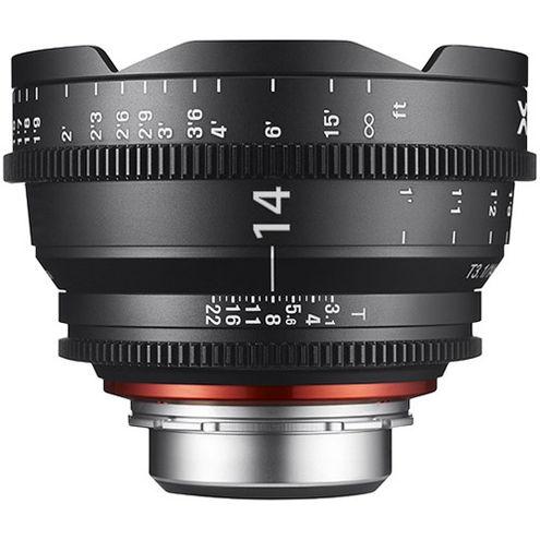 XEEN 14mm T3.1 Lens for Nikon F Mount