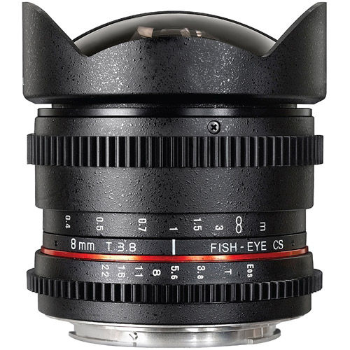DSLR Lenses Full Frame