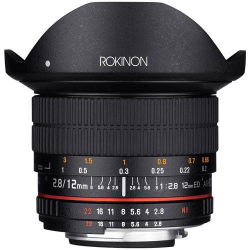 12mm F2.8 Full Frame Fisheye Lens for Pentax