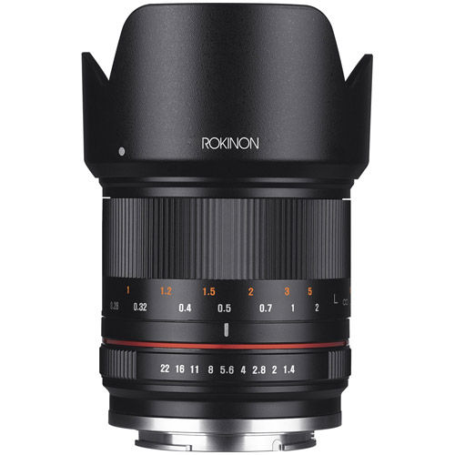21mm F1.4 High Speed Wide Angle Lens for Sony E  Mount
