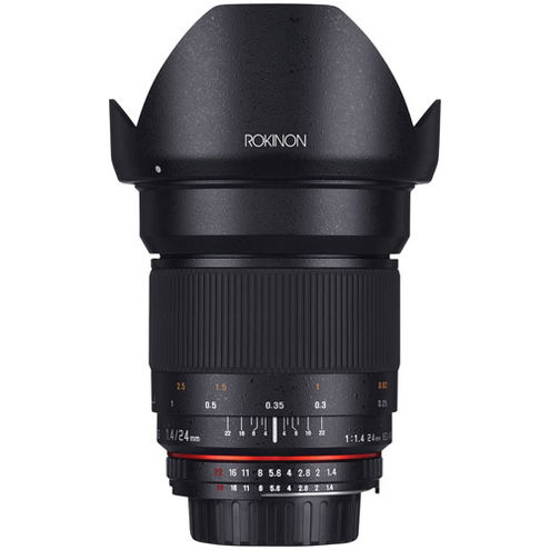24mm F1.4 ED UMC Wide Angle Lens for Micro Four Thirds Mount