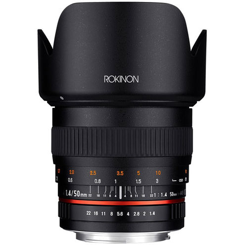 50mm F1.4 Lens for Canon