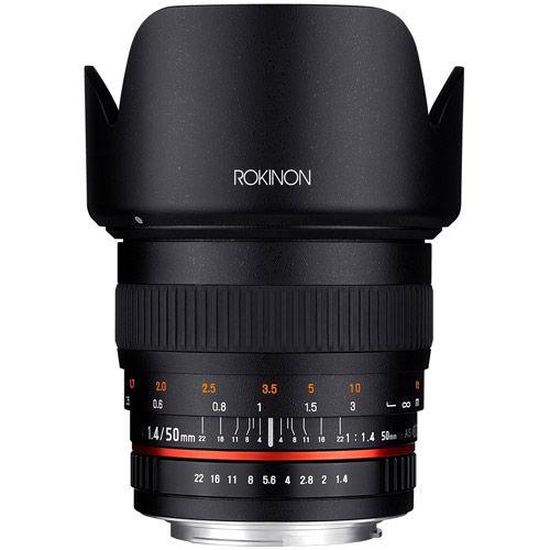 50mm F1.4 Lens for Sony E