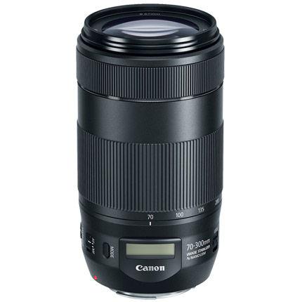EF 70-300mm f/4-5.6 IS II U Lens