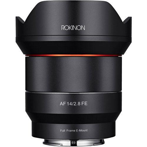 14mm F2.8 AF Full Frame Ultra-Wide for Sony E