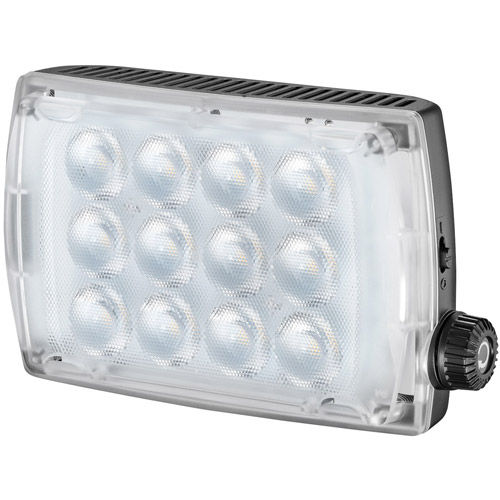 Spectra 2 LED w/650LUX @ 1m, 5600K Dimmable, CRI>9