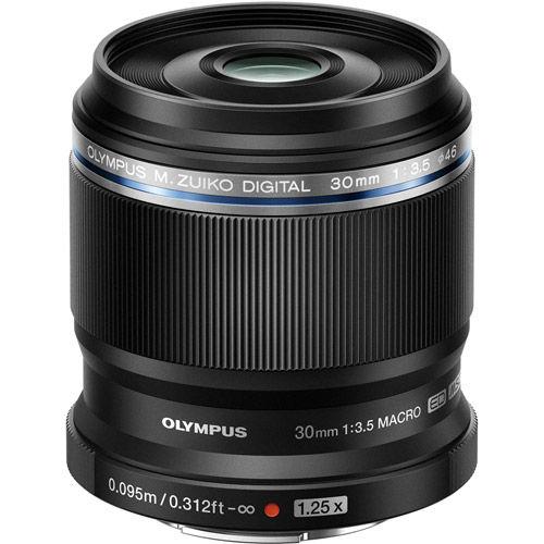 M.Zuiko ED 30mm f/3.5 Macro Lens