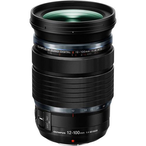 M.Zuiko ED 12-100mm f/4.0 IS PRO Lens