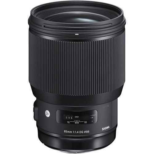 85mm f/1.4 DG HSM Art Lens for Canon