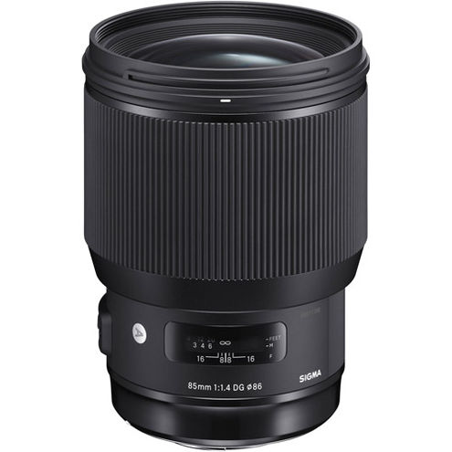 ART 85mm f/1.4 DG HSM Lens for Canon