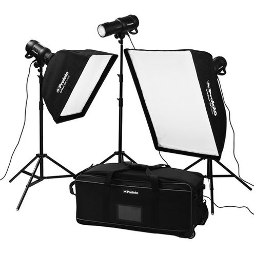 D1 Studio Kit 500/500/1000 Without Air Remote