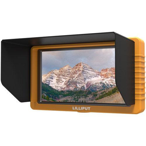 "5.5"" FHD Camera Monitor with SDI and HDMI Cross Conversion"