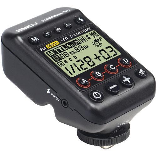 FlashWave-5 TX TTL Nikon