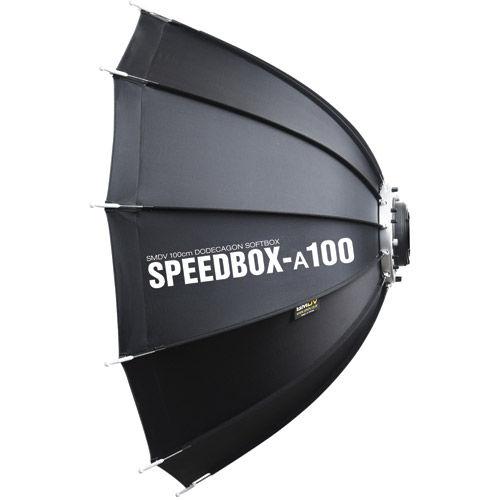 Speedbox A100 for BRiHT 360 with Aluminum Speedring