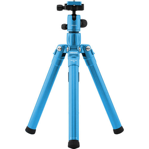 Roadtrip Air Travel Tripod Kit - Blue