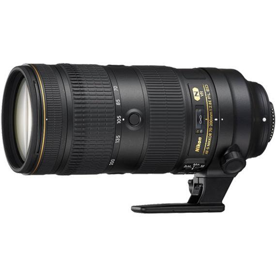 Nikon AF-S NIKKOR 70-200mm f/2.8 E FL ED VR Zoom Lens