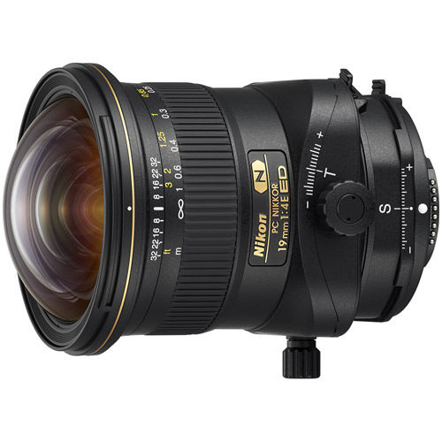 Full-Frame Specialty Tilt/Shift Lenses