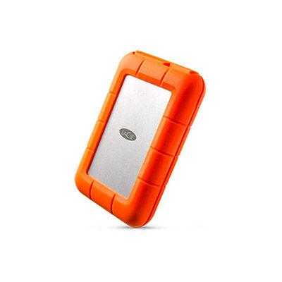 Rugged RAID 4TB USB 3.0 Thunderbolt Sku #STFA4000400CA
