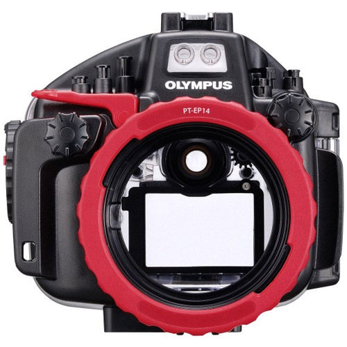 PT-EP14 Underwater Housing for OM-D E-M1 Mark II