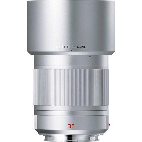 35mm f/1.4 ASPH Summilux-TL Silver Lens