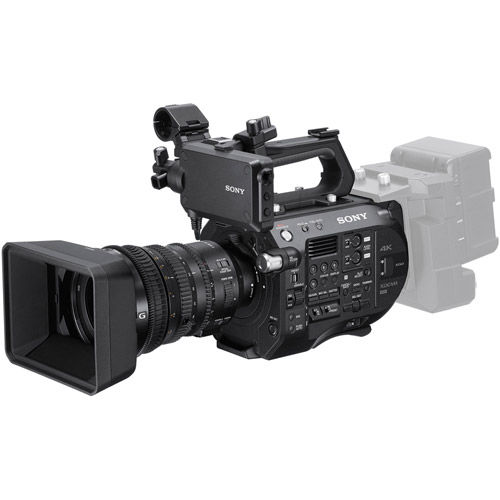 PXW-FS7 II XDCAM Super 35 Camera Body