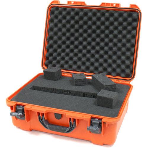 940 Case w/ foam - Orange
