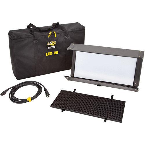 Diva-Lite LED 20 DMX Kit, Univ 120U w/ Soft Case