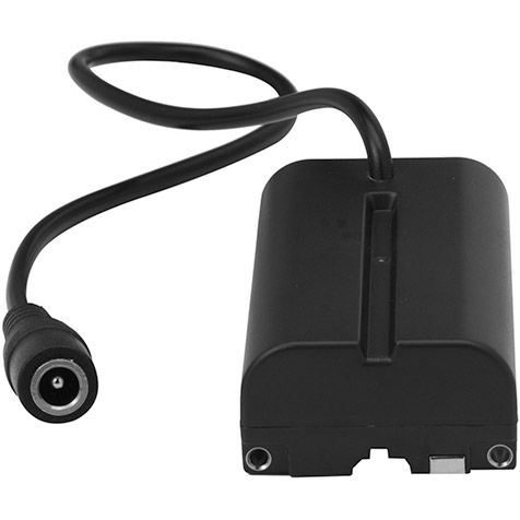 Relay Camera Coupler for Sony NP-F L Series Camera